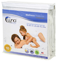 Luna Waterproof Mattress Protectors
